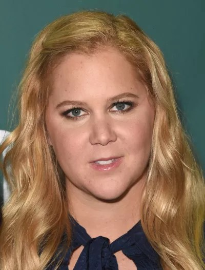 Amy Schumer Close Up