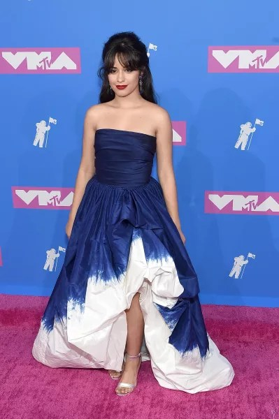 Camila Cabello at 2018 VMAs