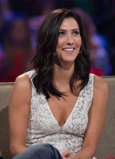Becca Kufrin on The Bachelor: After the Final Rose