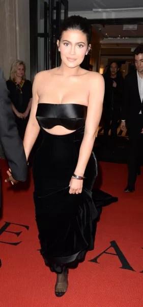 Kylie Jenner at Gala