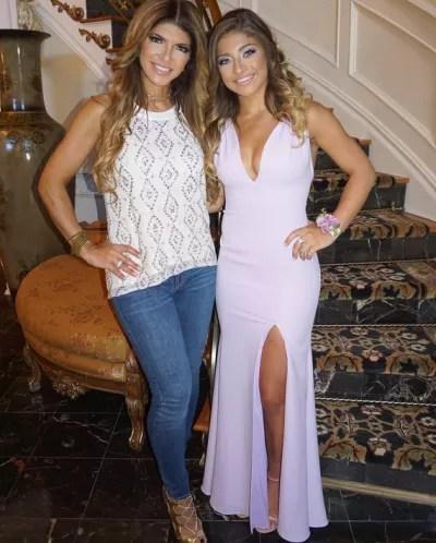 Teresa Giudice and Daughter Gia
