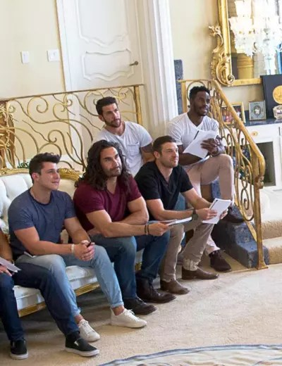 Bachelorette Men