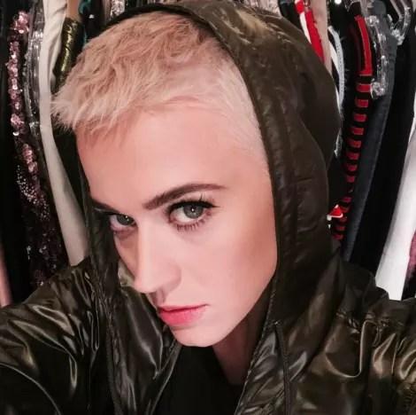 Katy Perry Haircut