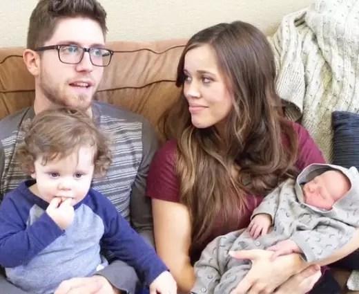 Jessa, Ben and Family