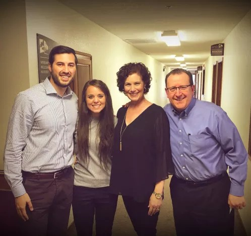 Jinger Duggar: Wearing Pants With Jeremy Vuolo!