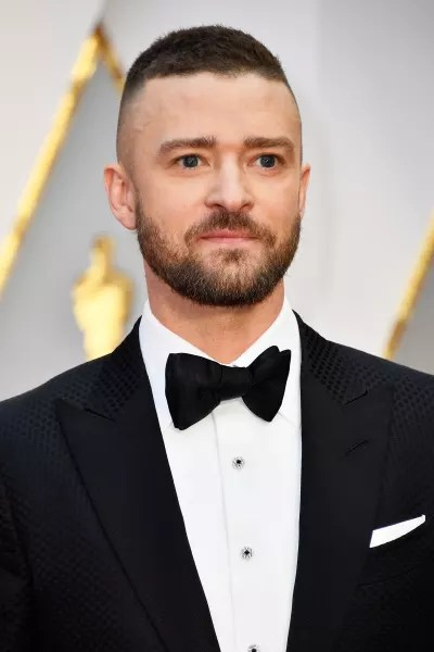 Justin Timberlake at the Oscars