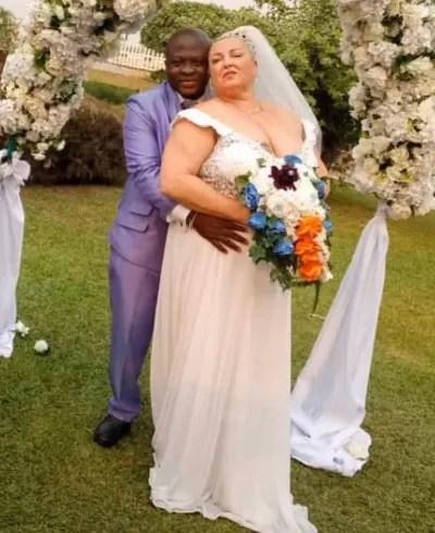 Angela Deem and Michael Ilesanmi Wedding Photo