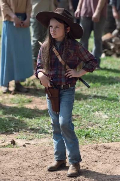 Judith Grimes - The Walking Dead