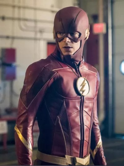 The Flash is in Trouble!