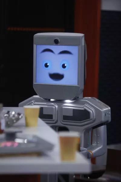 Robo Sam on Big Brother