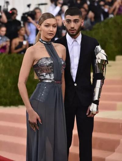 Gigi and Zayn