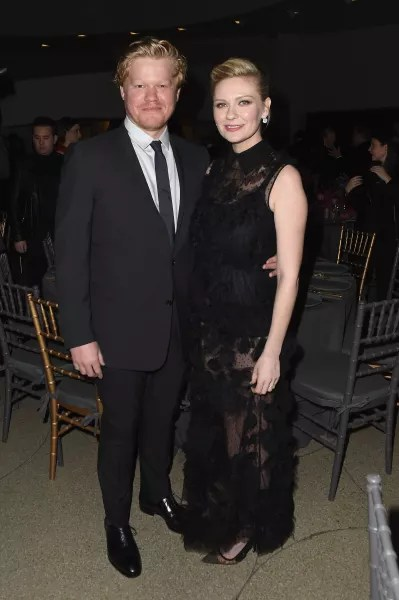 Kirsten Dunst Pregnant with Jesse Plemons