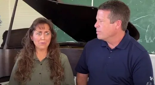 Michelle Duggar Discusses an Uncomfortable Subject