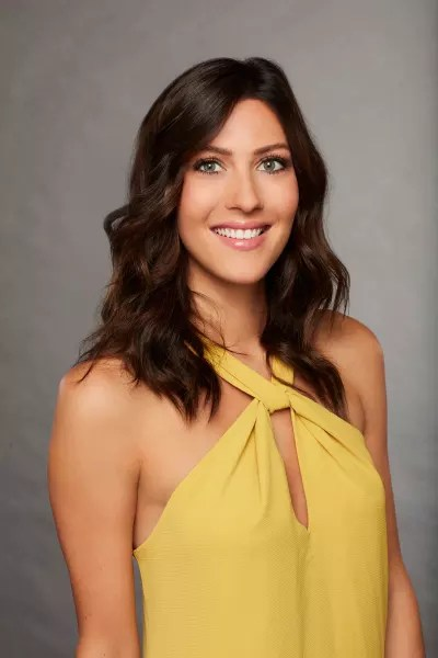 The Bachelor: Rebecca