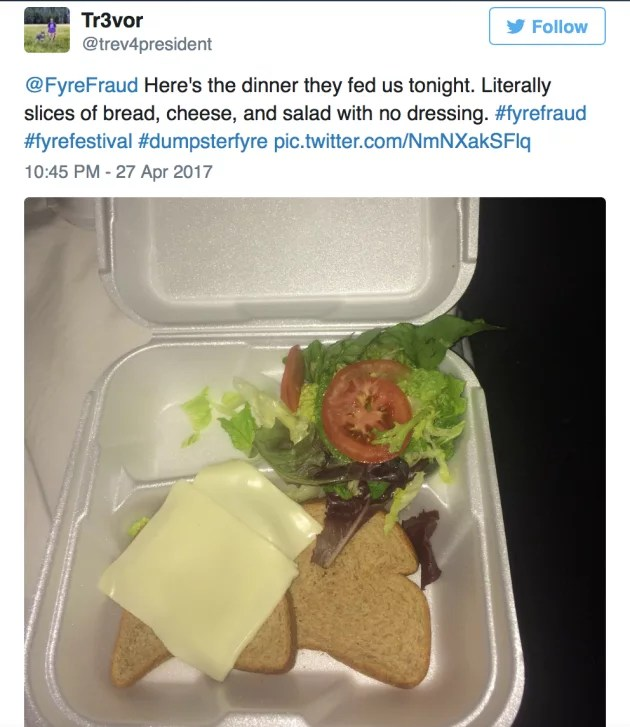 Fyre Festival Chaos Erupts At Ja Rule Hosted Event The