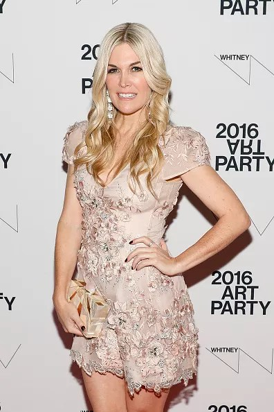 Tinsley Mortimer Attends 2016 Whitney Party