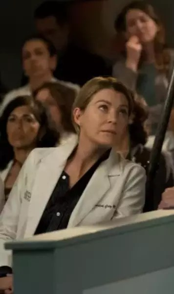 Meredith is Listening
