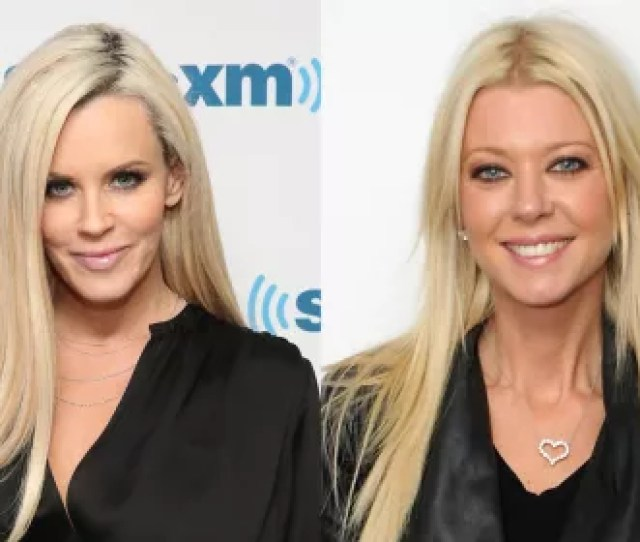 Tara Reid Clashes On Air With Jenny Mccarthy Storms Out Of Interview