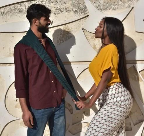Yazan Abo Horira and Brittany Banks, Deleted Photo