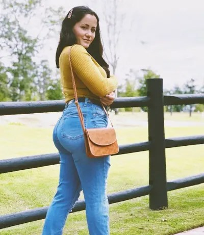 Jenelle Evans and Her Trunk