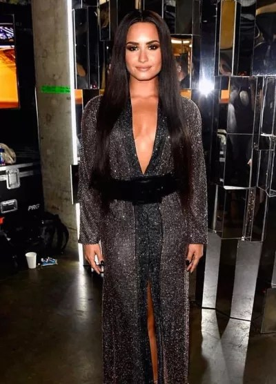 Demi Lovato Instagram Image