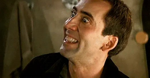 17 Nicolas Cage GIFs That You Can Never Unsee The Hollywood Gossip