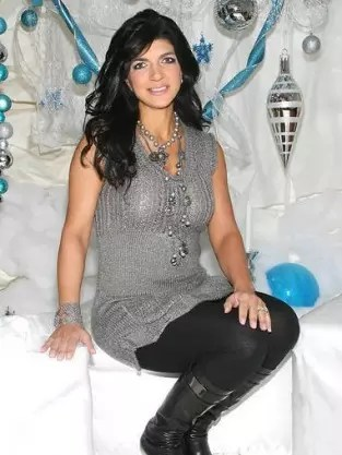 Teresa Giudice My Breast Implants Rule The Hollywood