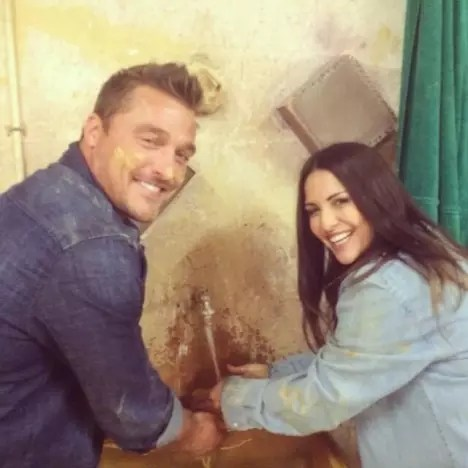 Chris Soules and Andi