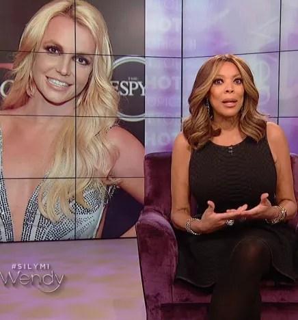 Wendy on Britney