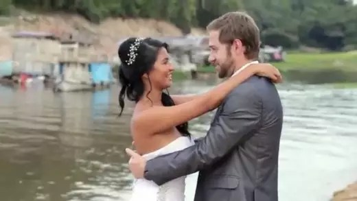 Karine and Paul, Wedding Photo