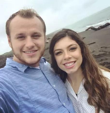Lauren Swanson with Josiah Duggar