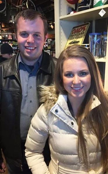 John David and Jana Duggar Photo