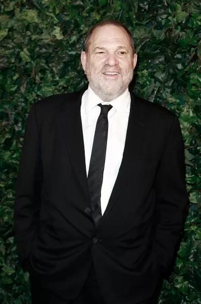 Harvey Weinstein Sucks