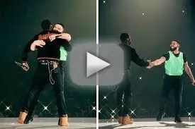 Drake and meek mill the beef is squashed