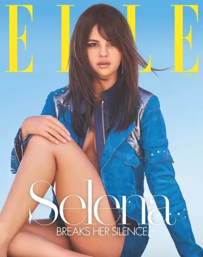 Selena Gomez for ELLE