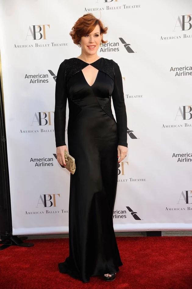 Molly Ringwald The Hollywood Gossip