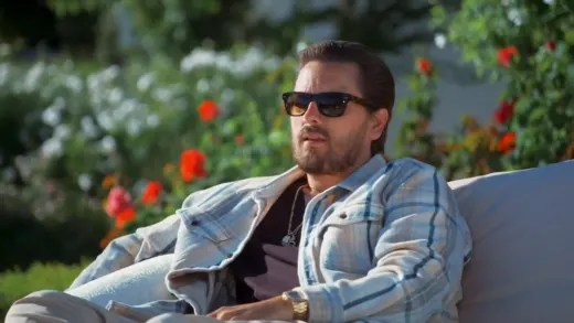 Scott Disick Says That There's Been a Shift
