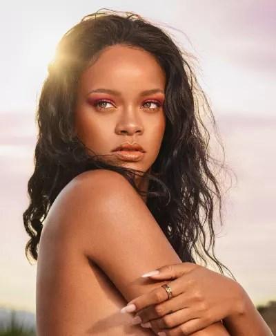 Rihanna Dazzles on Instagram
