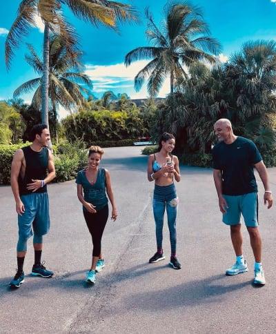 Jada Pinkett Smith Shares Smith Family Photo