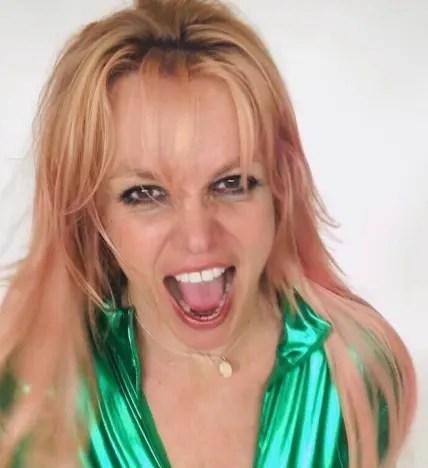 Britney Spears on Her Insta