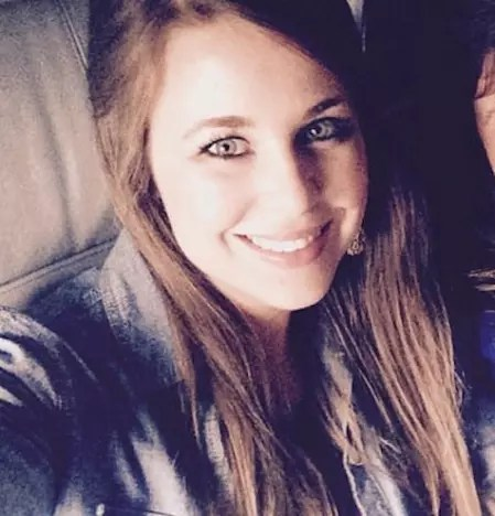 Jana Duggar Selfie