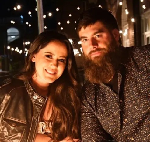 Jenelle Evans and David Eason on a Date