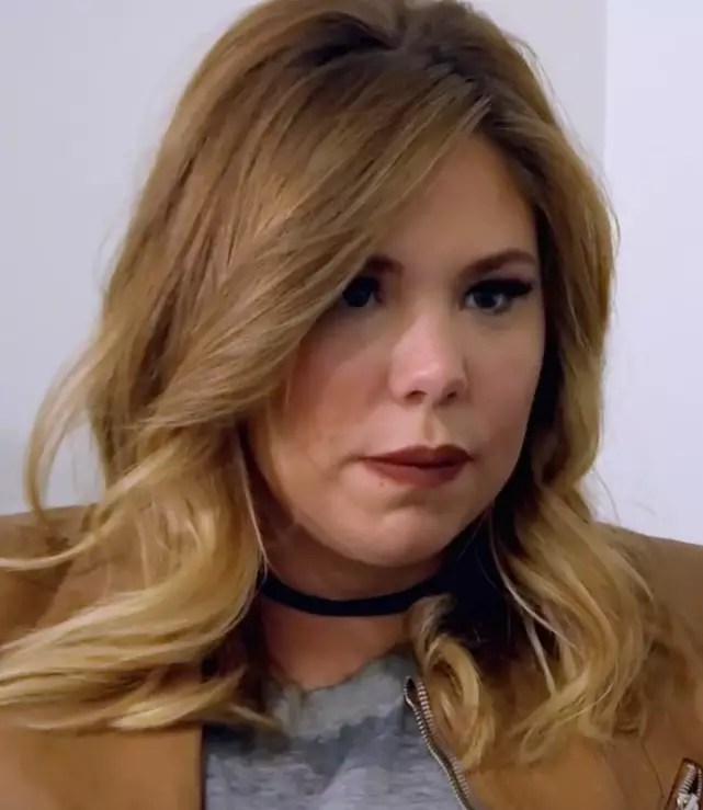 Kailyn lowry screen grab