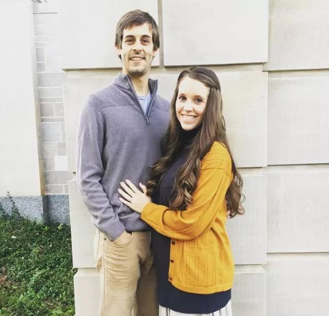 Jill duggar pregnancy