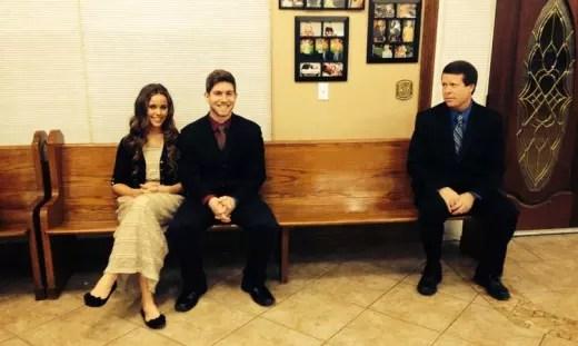 Jessa, Ben ... and Jim Bob