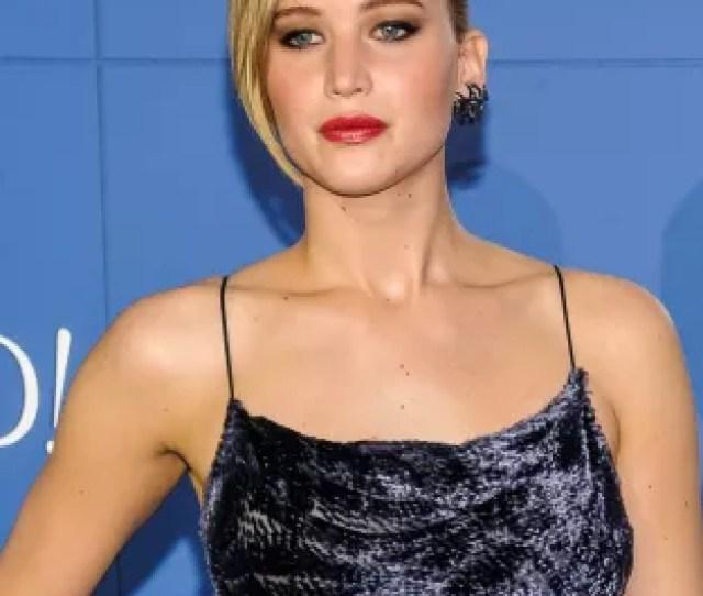 Jennifer Lawrence At X Men Premiere