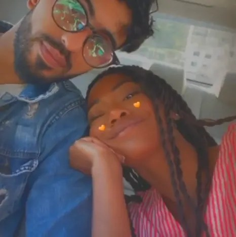 Brittany Banks and Yazan Get Cute on Instagram