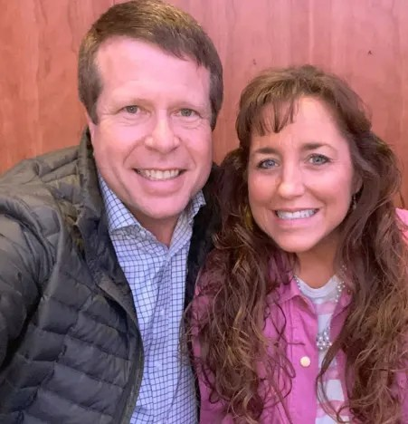 Jim Bob and Michelle Duggar Together