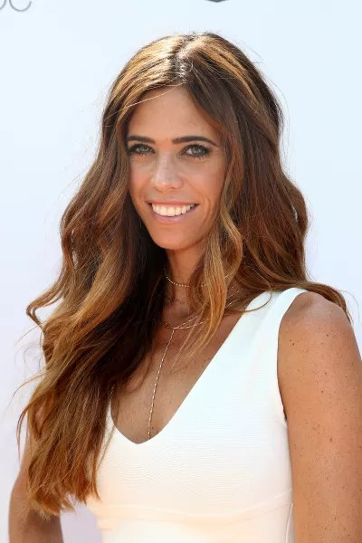 Lydia McLaughlin in Newport Beach