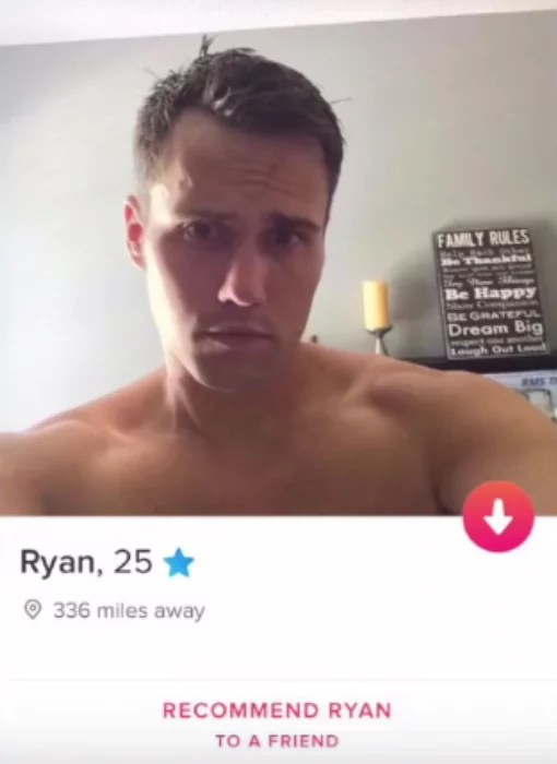Tinder trouble